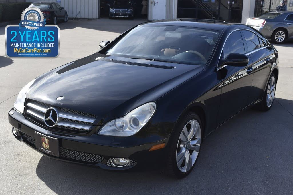 2009 Mercedes-Benz CLS550 Coupe