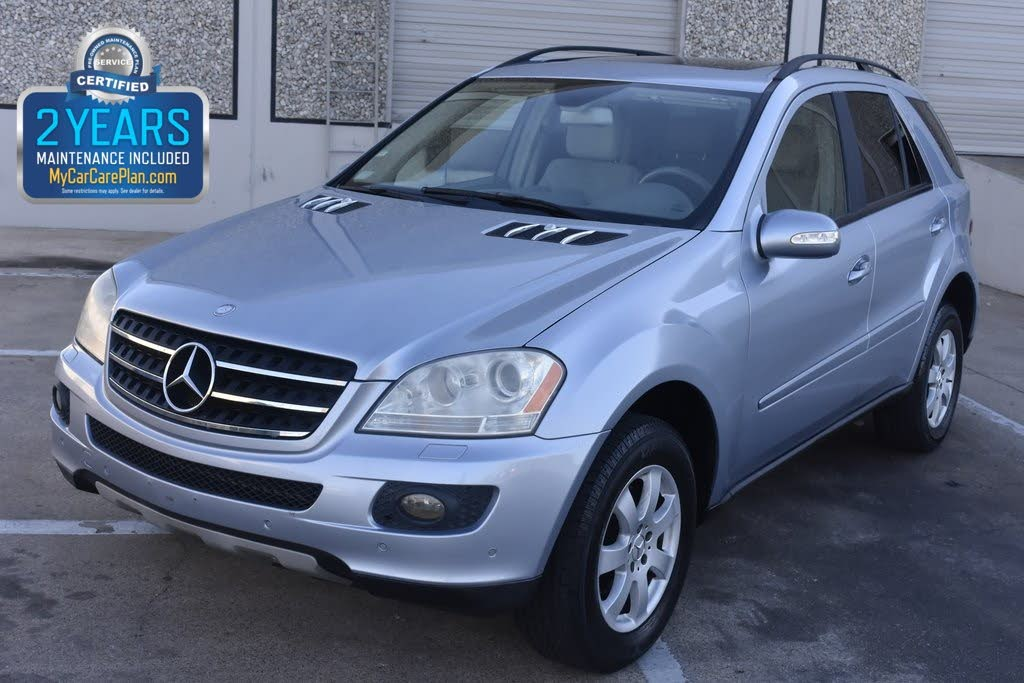 2007 Mercedes-Benz ML350 SUV