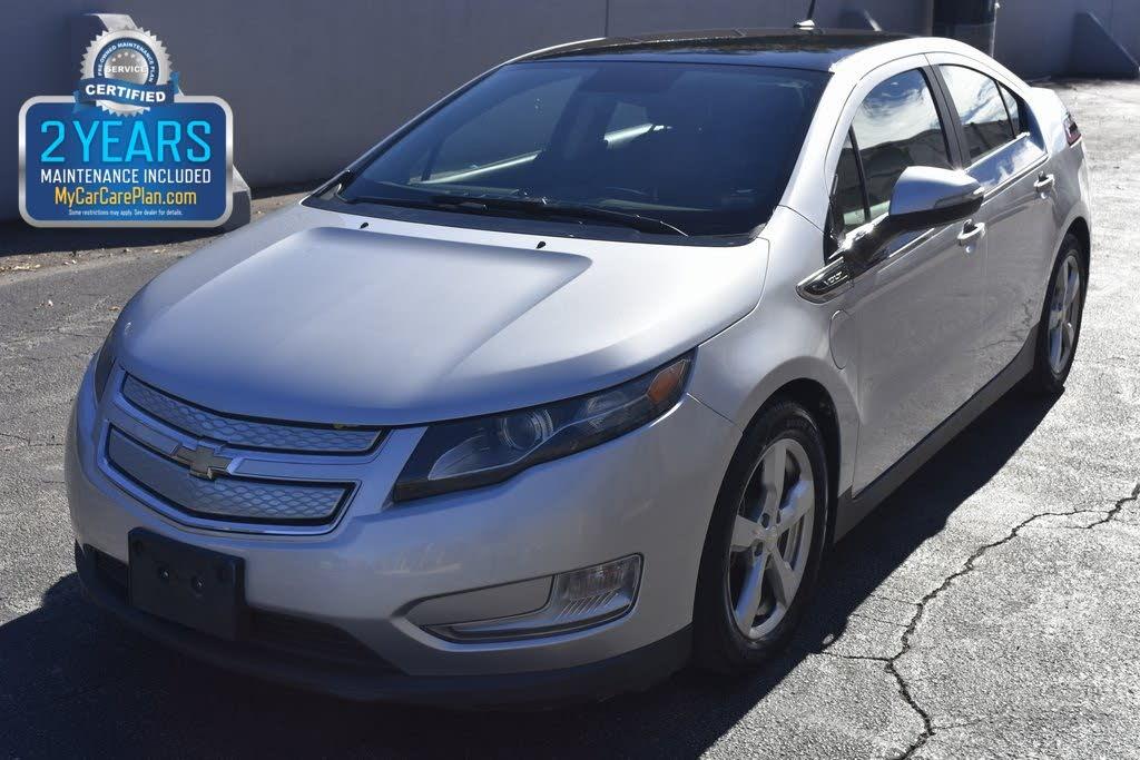 Sold 2012 Chevrolet Volt In Carrollton