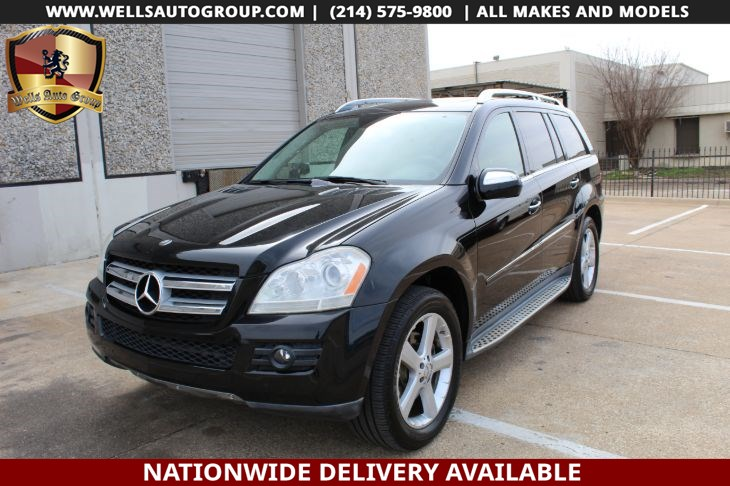 2009 Mercedes-Benz GL450 GL 450 4MATIC - Wells Auto Group