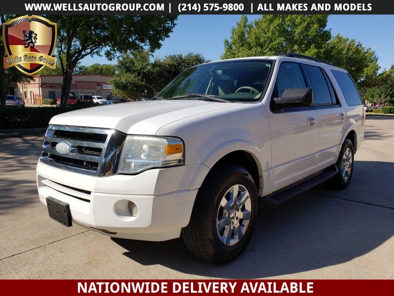 2009 Ford Expedition SSV Fleet