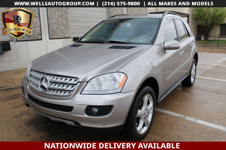 2008 Mercedes-Benz ML320 ML 320 CDI