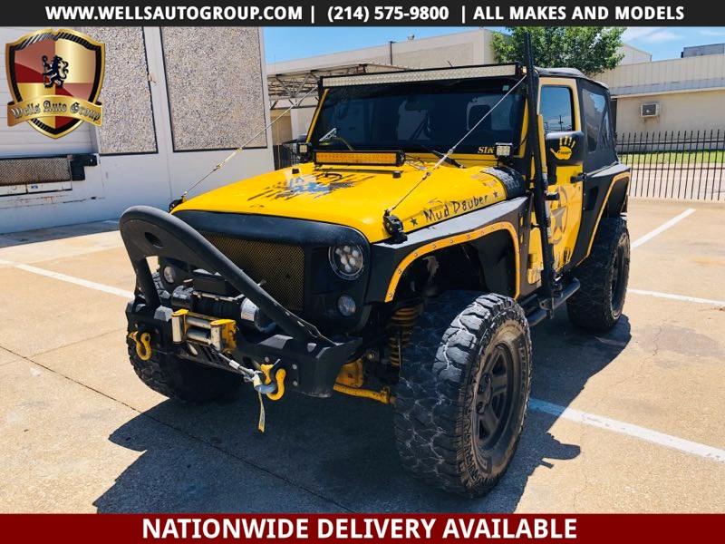2015 Jeep Wrangler Sport | LIFT | LIGHTS | WINCH | 4x4 - Wells Auto Group