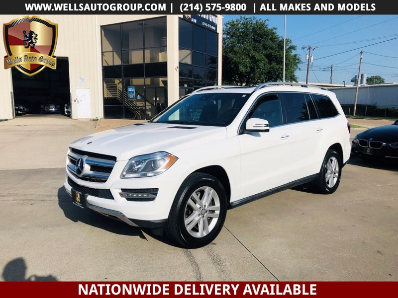 2014 Mercedes-Benz GL 450 GL 450 4MATIC