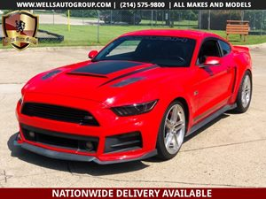 View 2015 Ford Mustang