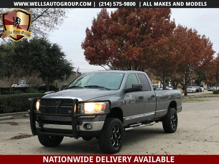 2009 Dodge Ram 3500 SLT | 4X4 | LOW MILES