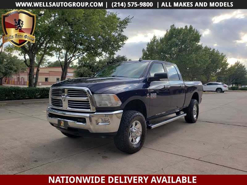 2013 Ram 2500 Big Horn | TIRES |LIFTED| 4X4