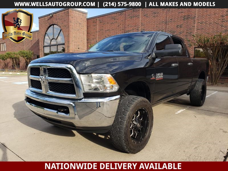 2016 Ram 2500 SLT | LIFTED | 4X4 | TIRES