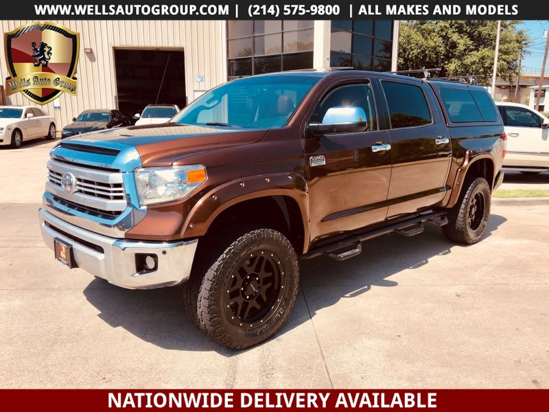 2014 Toyota Tundra 4WD Truck 1794 Edition