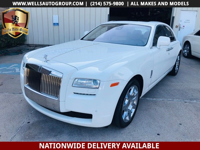 2010 Rolls-Royce Ghost REAR ENT SYSTM | DVD