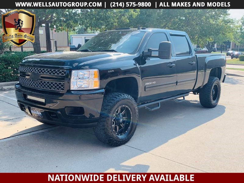 2014 Chevrolet Silverado 2500HD LT | 4X4 | LIFTED | TIRES |