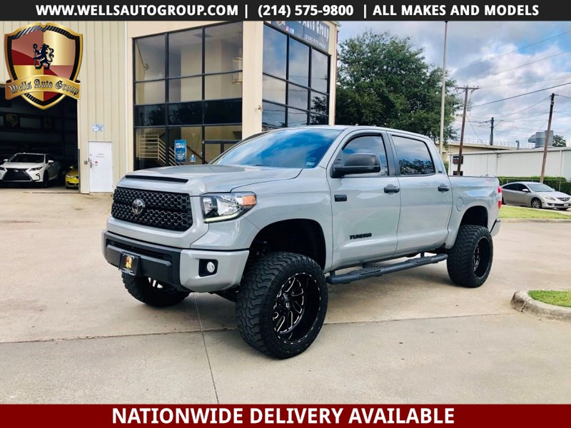 2018 Toyota Tundra 4WD SR5 | 4X4 | LIFTED | TIRES