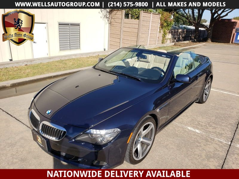 2008 BMW 6 Series 650i | LOW MILES