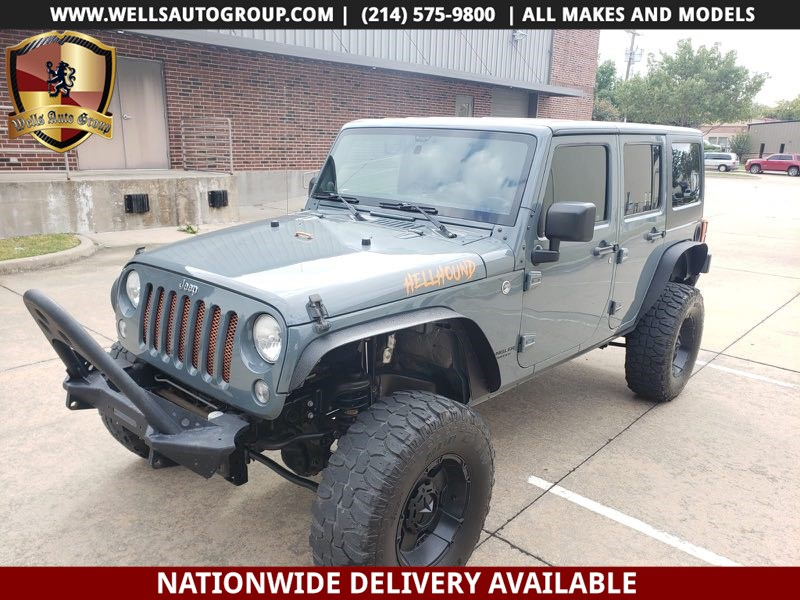 2014 Jeep Wrangler Unlimited Sport | 4X4 | LIFTED | TIRES |