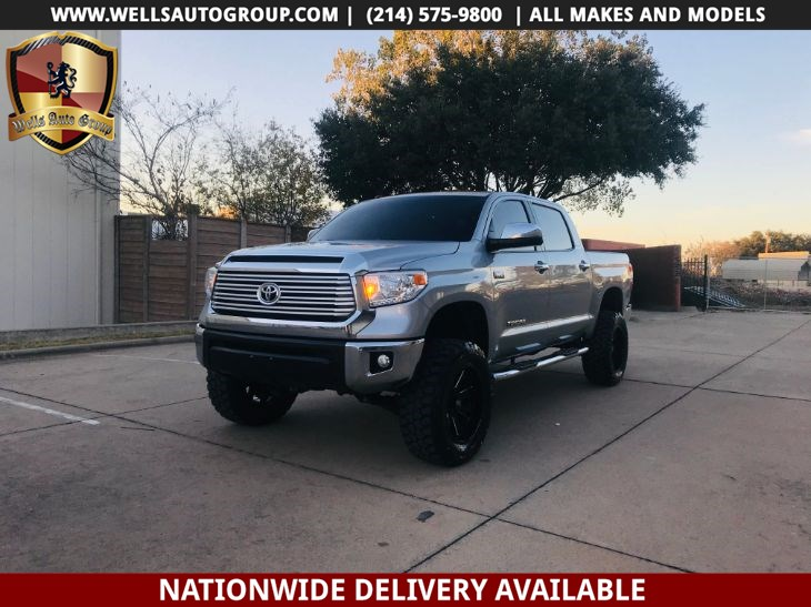 2015 Toyota Tundra 2WD Truck Limited | LIFTED | TIRES