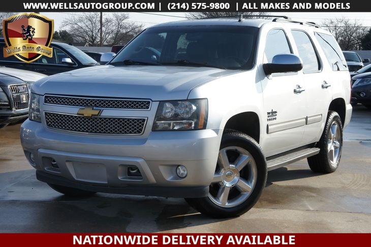 2014 Chevrolet Tahoe LS | LTHR | 3RD ROW SEAT | TEXAS EDITION