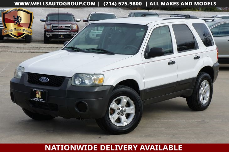 Sold 2005 Ford Escape Xlt In Mckinney