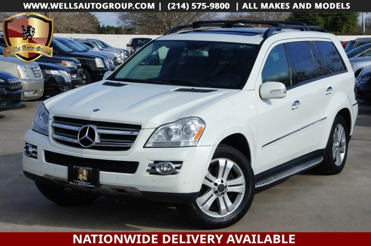 2008 Mercedes-Benz GL450 GL 450 4MATIC