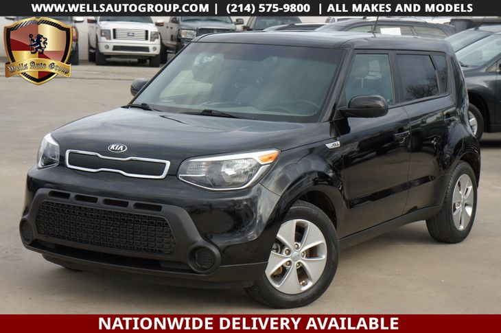 2016 Kia Soul PWR WINDOWS