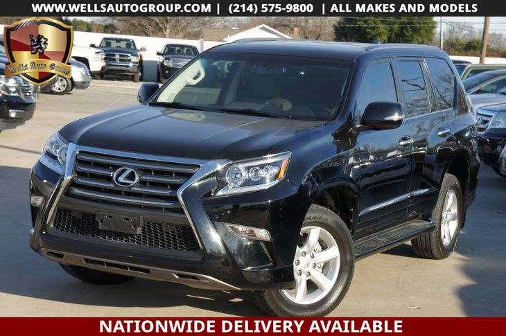 2016 Lexus GX 460 NAVI | LTHR | STS | LOADED