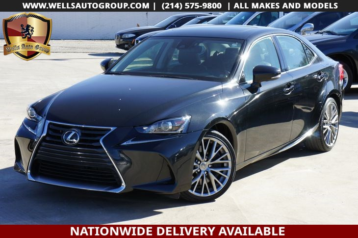 2017 Lexus IS 200T | TWO TONE LTHR| SNRF | SPT PKG