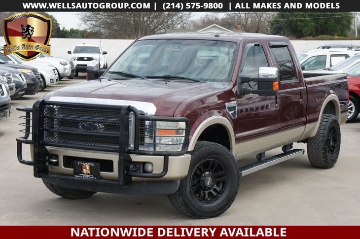 2010 Ford Super Duty F-250 SRW King Ranch | 4X4 | LIFTED | TIRES | LOADED