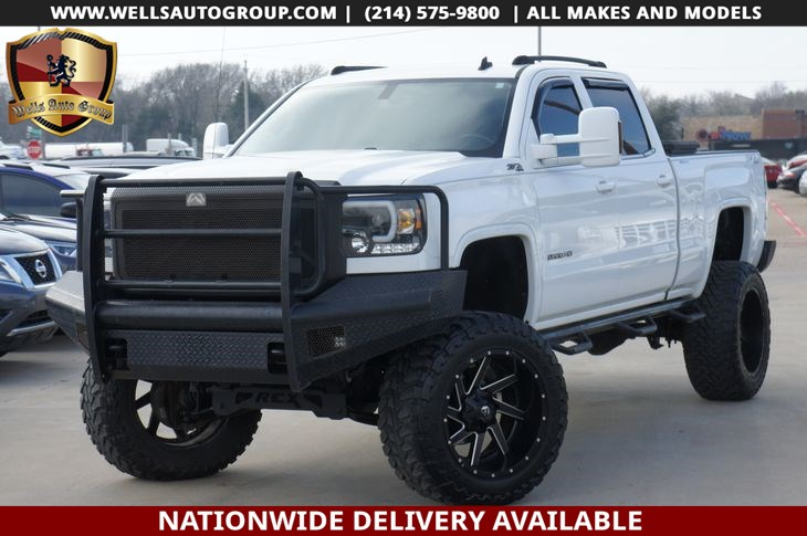 2015 GMC Sierra 2500HD SLT| 4X4| Z71| LIFTED| TIRED| BUNCH OF EXTRAS