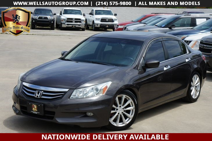 2012 Honda Accord Sdn EX-L V6