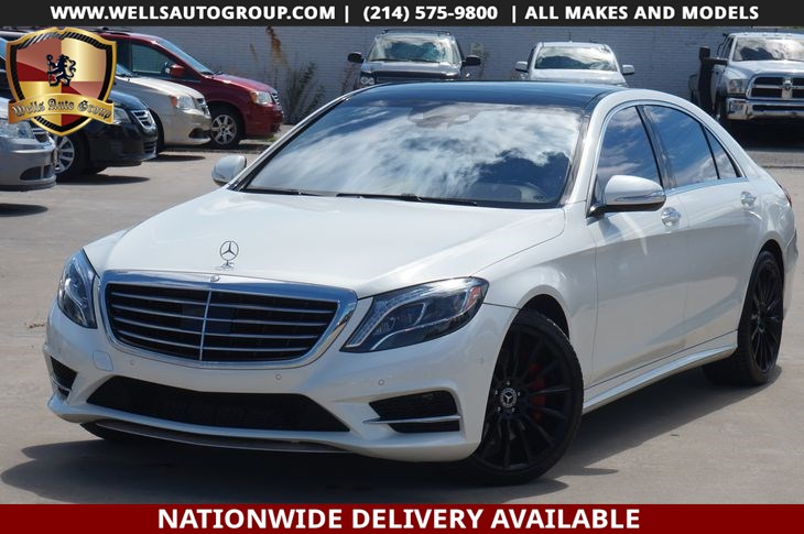 2014 Mercedes-Benz S 550 S 550 | COOLBOX| PANO| LOADED| HIGH MSRP