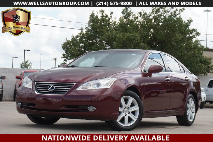 2008 Lexus ES 350 | PREMIUM | CRUISE | BTOOTH | SUNROOF | $3K OPTS