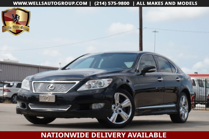 2010 Lexus LS 460 | LUXURY EDIT. | COMFORT | APPEARANCE | $6K OPTS