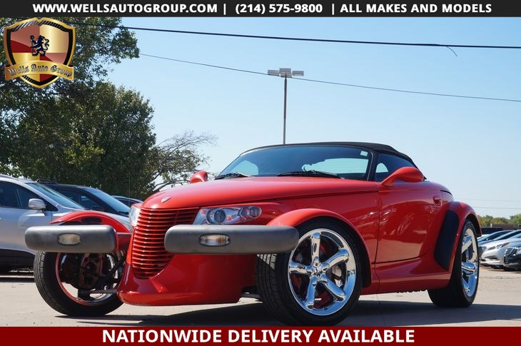 1999 Plymouth Prowler | LOW MILES