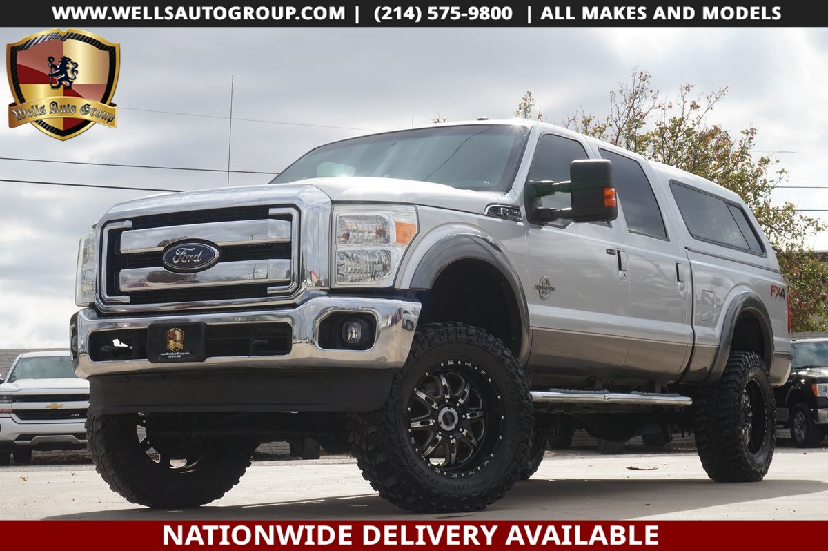 2014 Ford Super Duty F-250 SRW LARIAT | LIFTED |