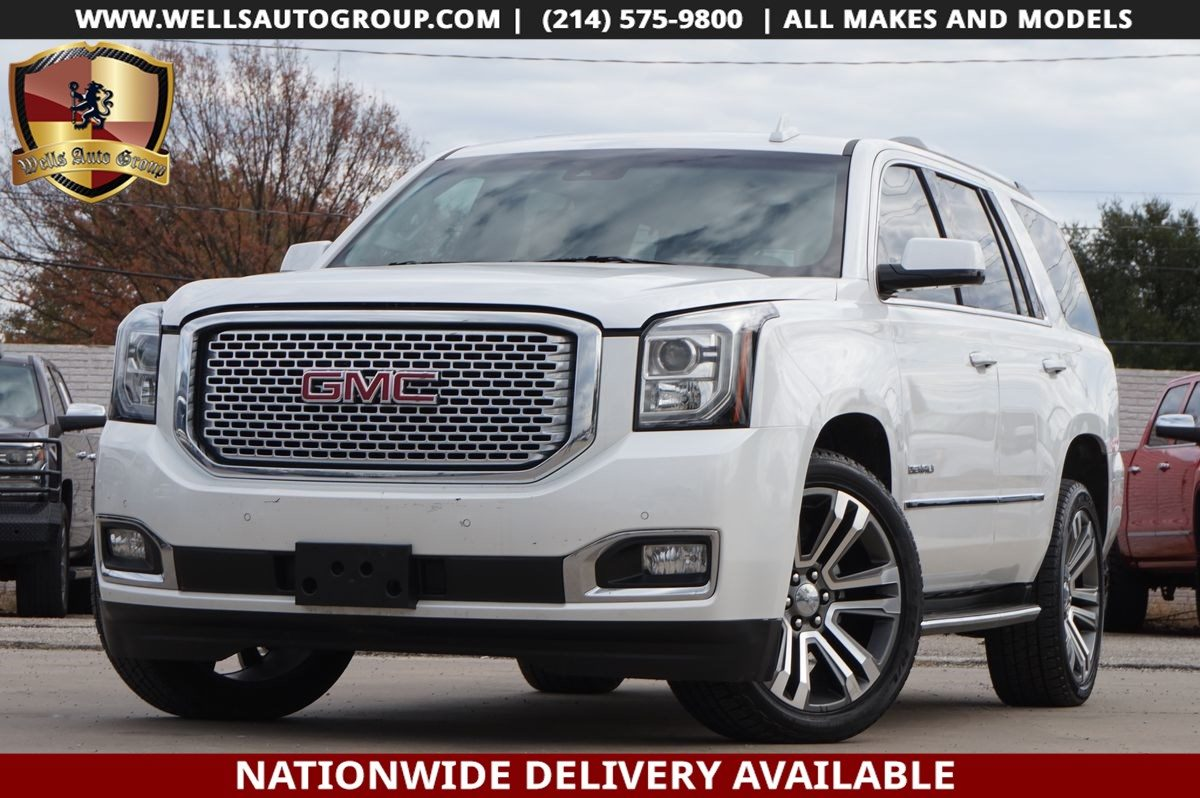 Used 2017 Gmc Yukon Denali In Mckinney