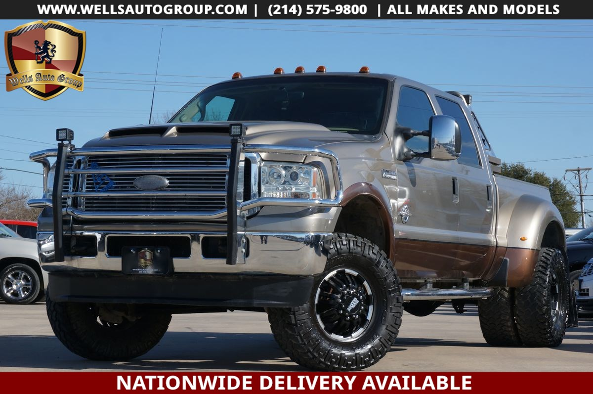 2007 Ford Super Duty F-250 XL