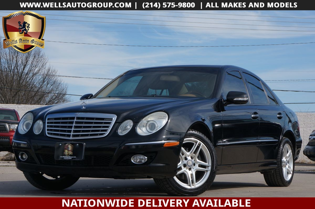 2009 Mercedes-Benz E350 E 350 4MATIC