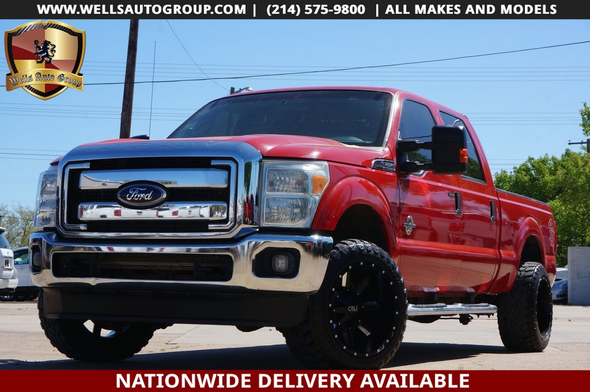 2012 Ford Super Duty F-250 SRW XL