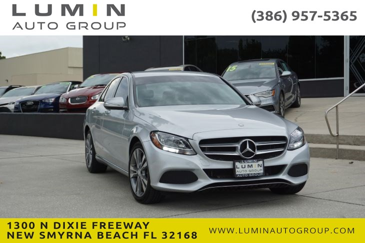 2015 Mercedes-Benz C 300 4MATIC Sedan