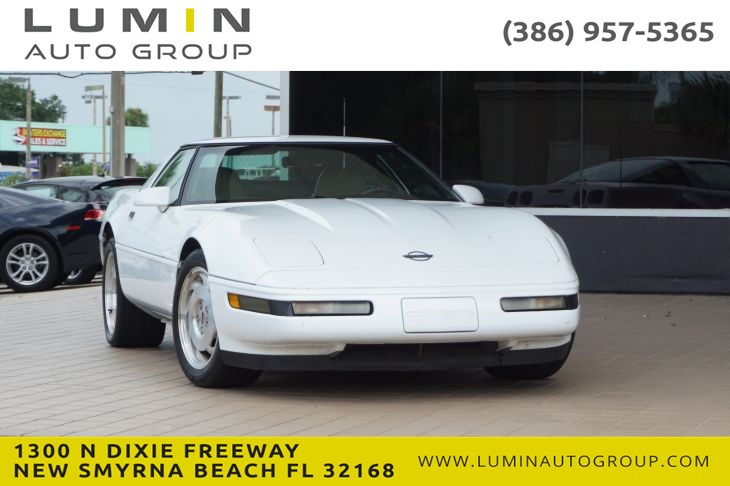 New Smyrna Chevrolet >> 1995 Chevrolet Corvette Lumin Auto Group