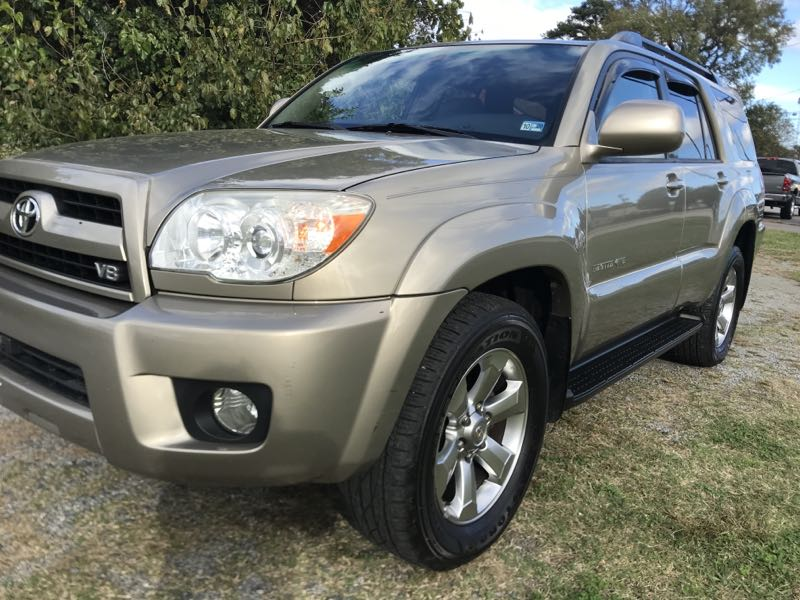 2006 Toyota 4Runner Limited