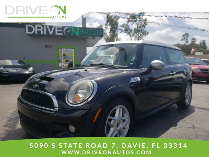 Sold 2009 Mini Cooper Clubman S In Davie