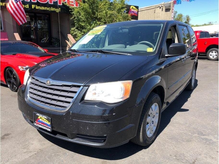Used 2008 Chrysler Town Country Lx In Modesto