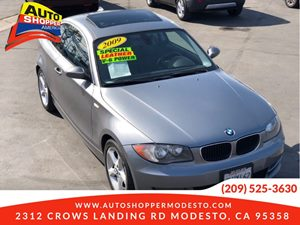 View 2009 BMW 1 Series