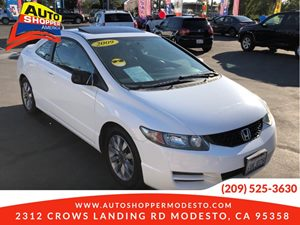 View 2009 Honda Civic Cpe