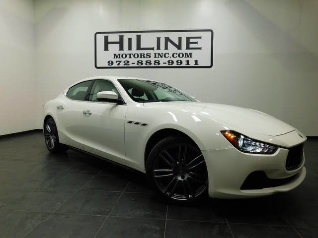 used 2017 maserati ghibli in carrollton