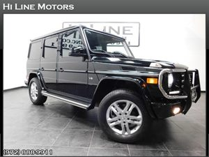 View 2013 Mercedes-Benz G 550