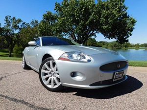 View 2008 Jaguar XK