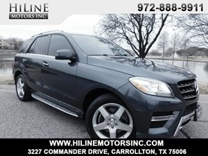 View 2014 Mercedes-Benz ML 350