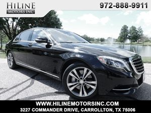 View 2014 Mercedes-Benz S 550