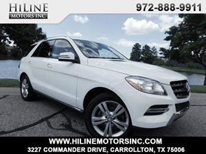 View 2015 Mercedes-Benz ML 350